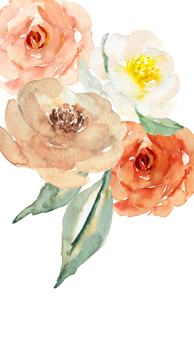Free Floral Iphone Wallpapers For Spring And Summer
